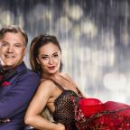 Bridgwater Mercury: Yvette Cooper sent Ed Balls a good luck message from the Labour conference before his first dance on Strictly