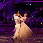 Bridgwater Mercury: Daisy Lowe flies to top of the Strictly leaderboard after week one