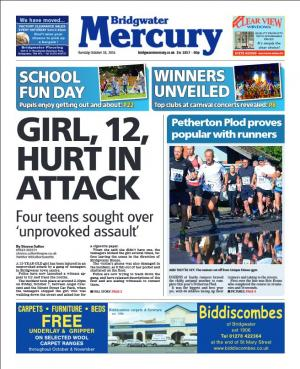 Bridgwater Mercury: OUT NOW: Your Bridgwater Mercury