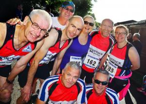 Bridgwater Mercury: PETHERTON PLOD: Success at North Petherton's annual race