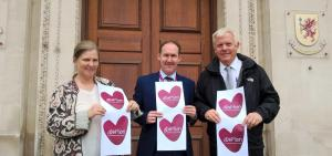 Bridgwater Mercury: HAVE A HEART: Show your support for National Adoption Week