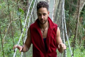 I'm A Celebrity highlights: chocolate cake, a sad goodbye and the cyclone challenge