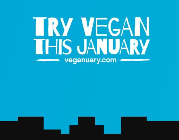 Bridgwater Mercury: The Veganuary charity, which encourages people to switch to a diet which features no animal products