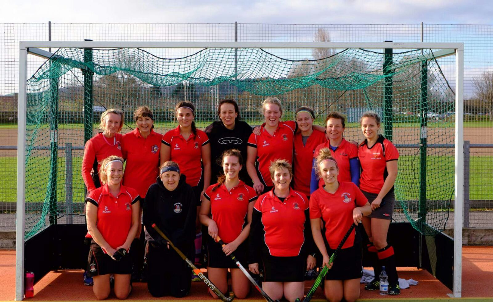 DRAW: Bridgwater Ladies 1st XI.
