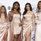 Bridgwater Mercury: Fifth Harmony perform as a four-piece for the first time at People's Choice Awards