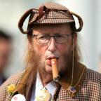 Bridgwater Mercury: You won't believe what John McCririck looked like after he went on 100% Hotter