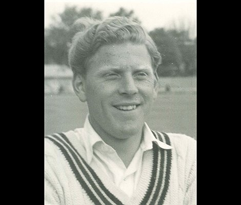 Former Somerset player Chris Greetham, who has passed away aged 80