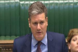 Labour government would guarantee rights of EU citizens in the UK, says Starmer