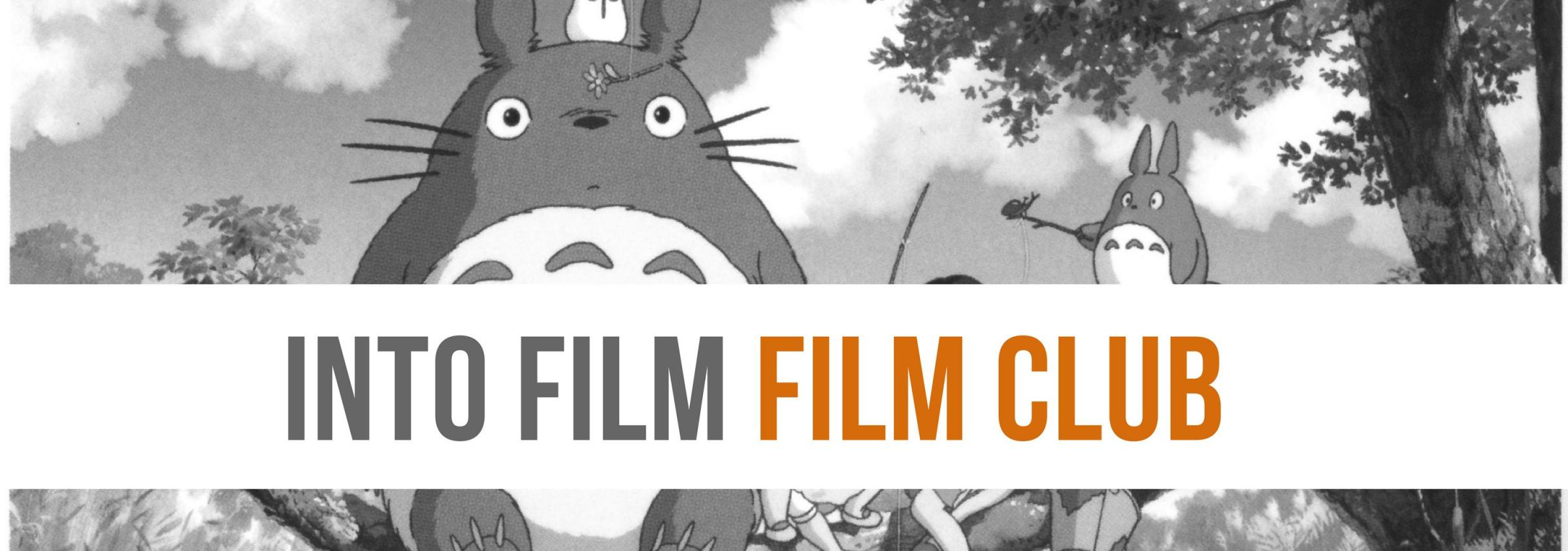 A new season for the Into Film Club