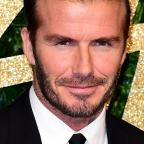 Bridgwater Mercury: See David Beckham in armour for the King Arthur movie