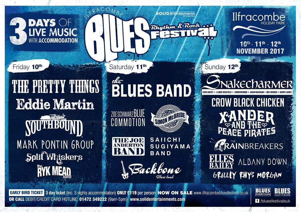 Ilfracombe Blues, Rhythm and Rock Festival 4