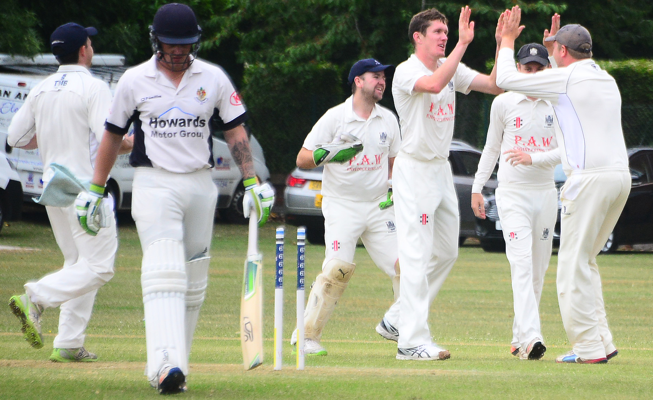 VICTORY: Bridgwater climbed to fourth in WEPL Premier 1 after beating Corsham on Saturday.