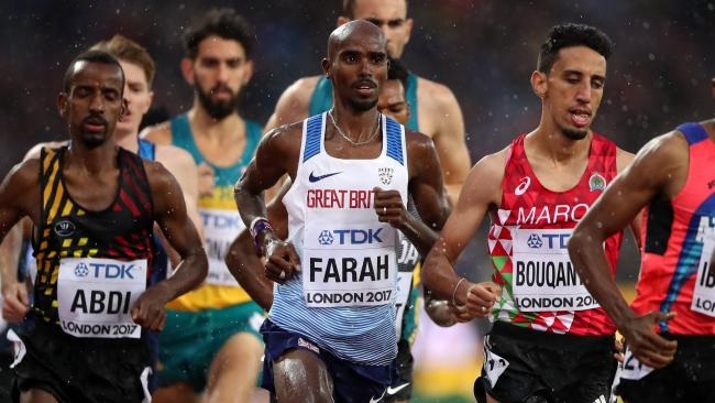 fa08dd503170 Sir Mo Farah in numbers. Farah has 1.49million Twitter followers