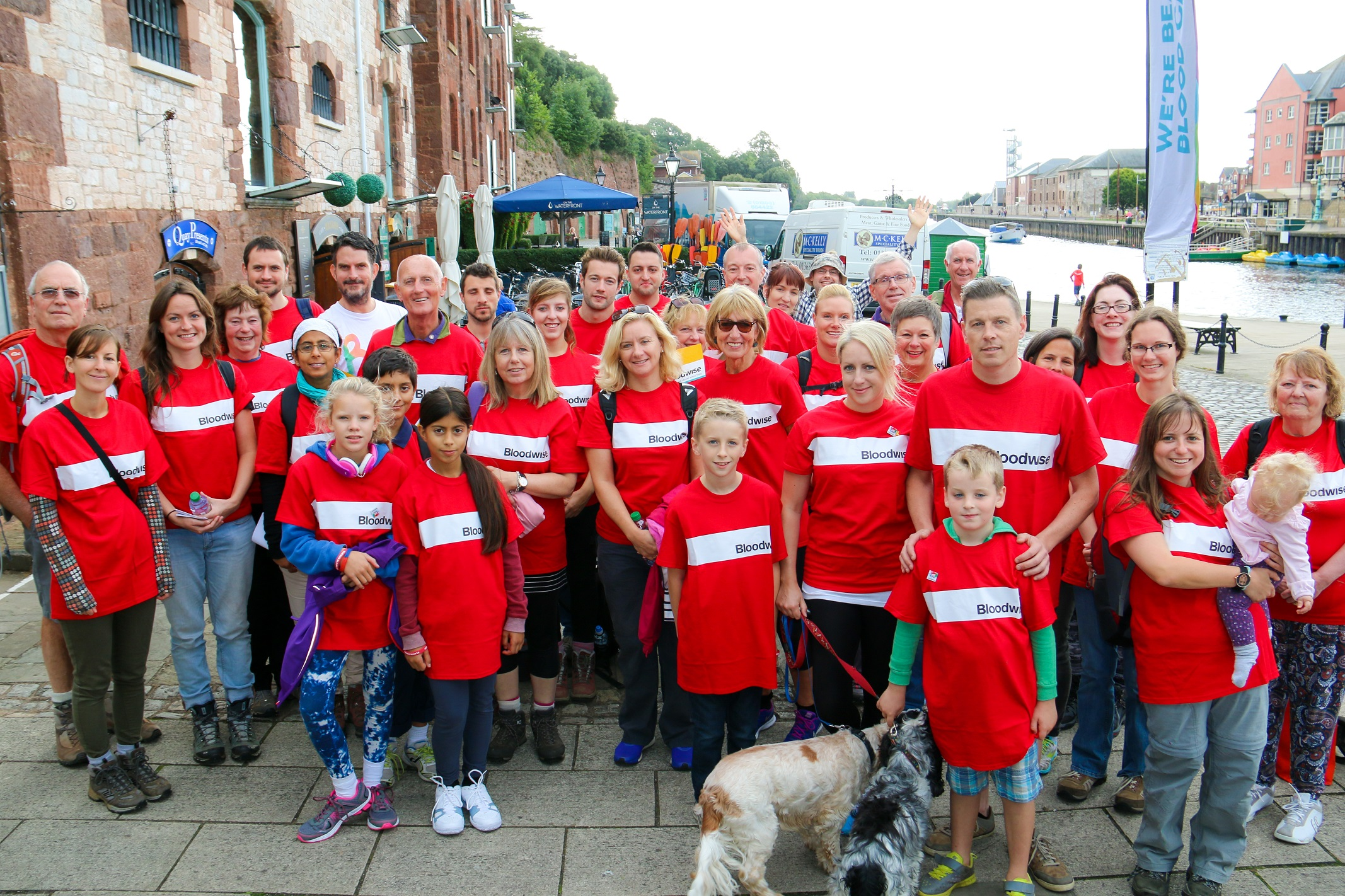 Bloodwise Exeter to Exmouth Walk