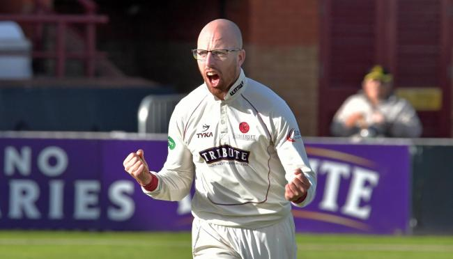 CALL-UP: Jack Leach (above) has been tipped for a place in England's Ashes squad by Sir Ian Botham.