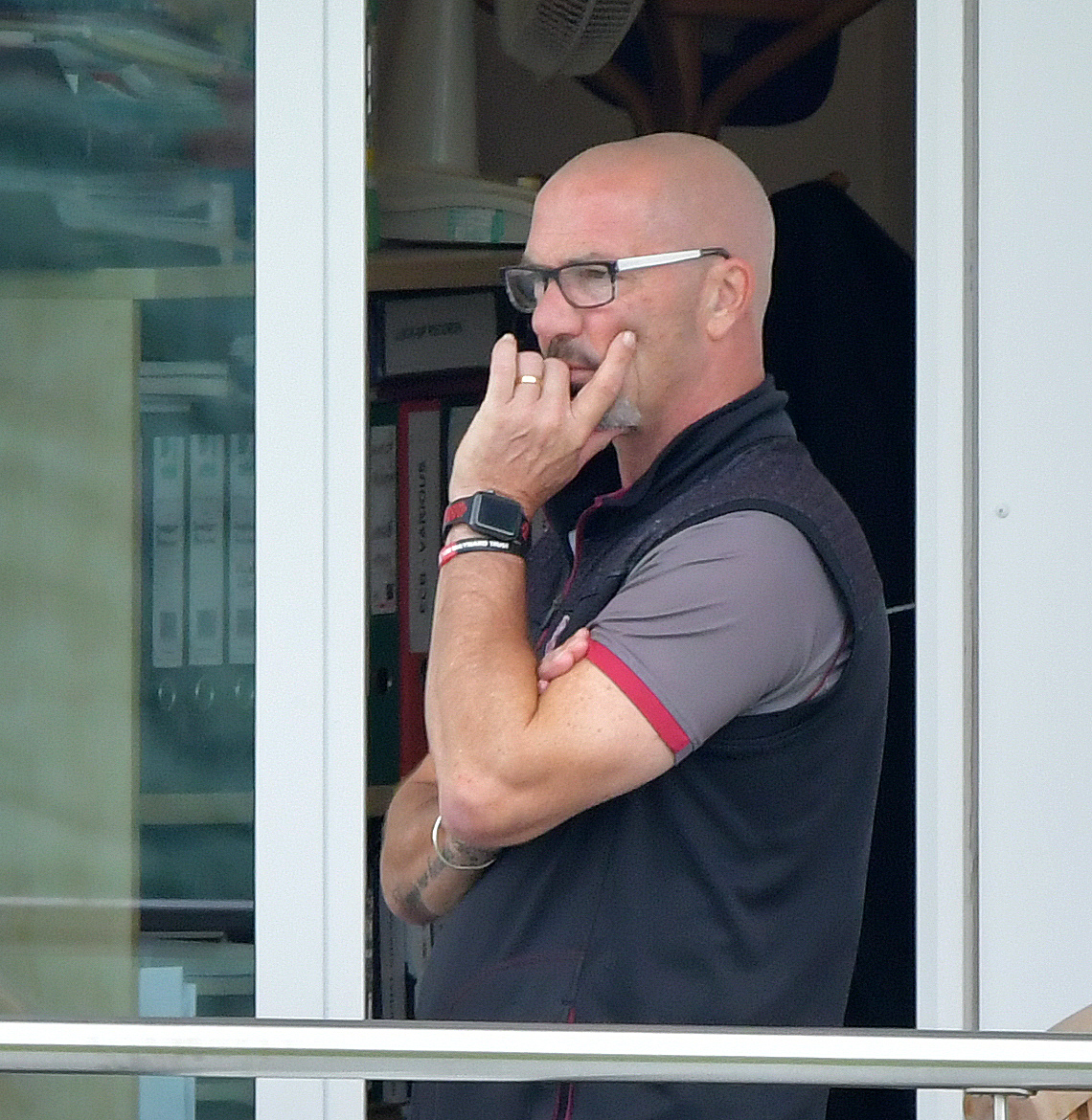 'SADDENED': Matthew Maynard has given his reaction after his departure as Somerset's director of cricket