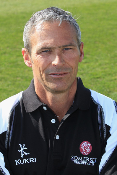 RETURN: Andy Hurry is back at Somerset as director of cricket.