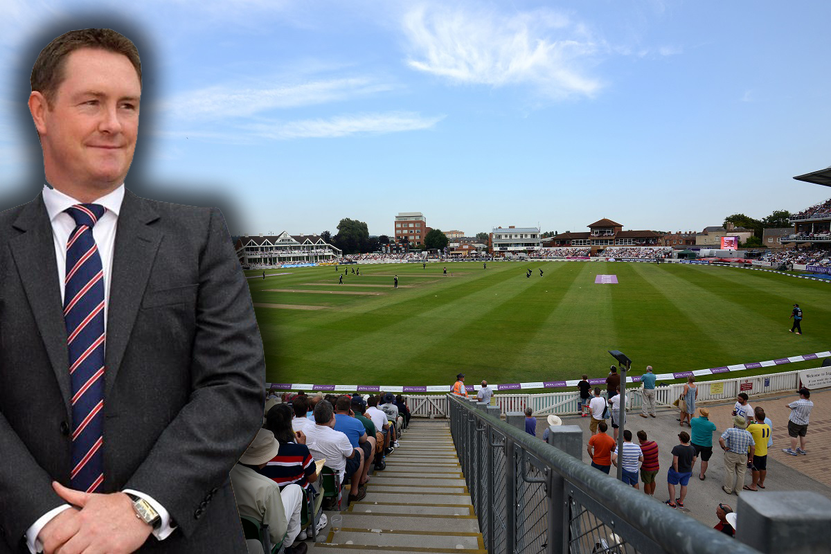 MEETING: Lee Cooper is to host a Q&A on Monday evening explaining the changes to Somerset's membership structure