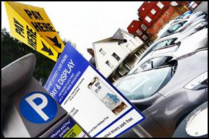 PARKING CHARGES: Plan to raise ticket prices by 25%