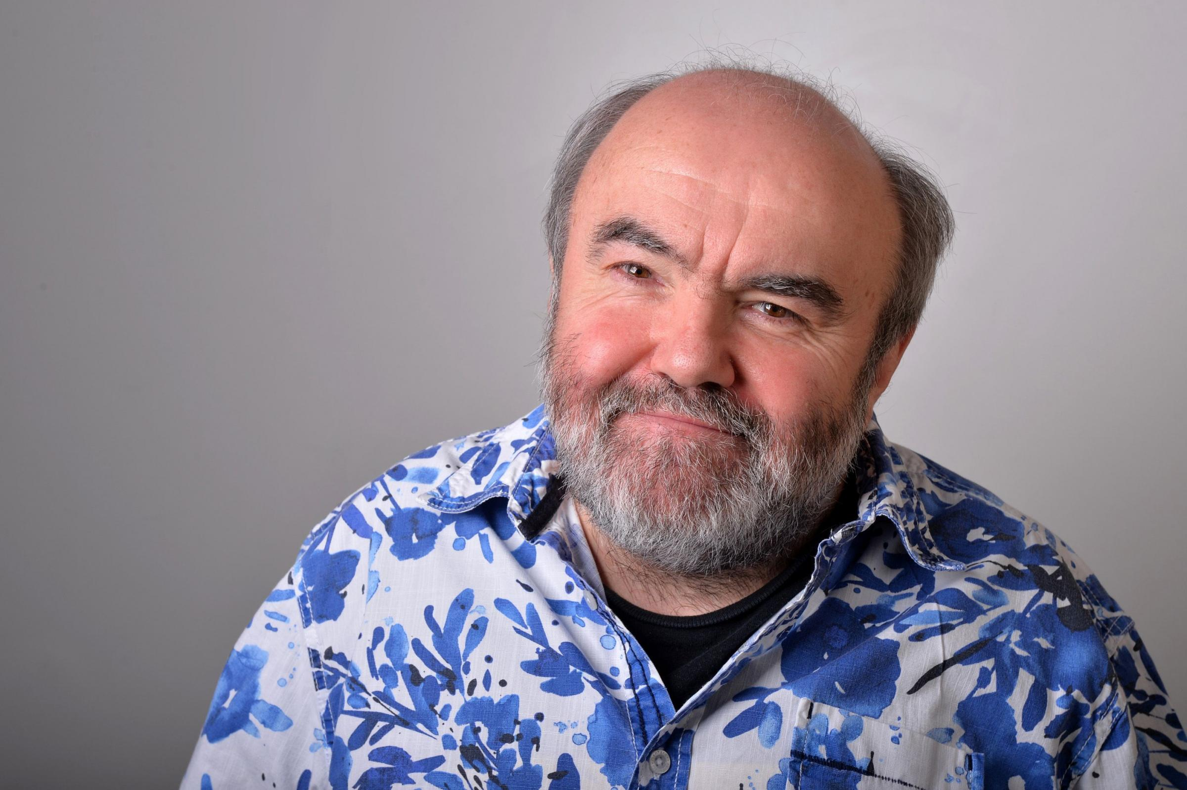 Big Interview: Comedian Andy Hamilton coming to Somerset