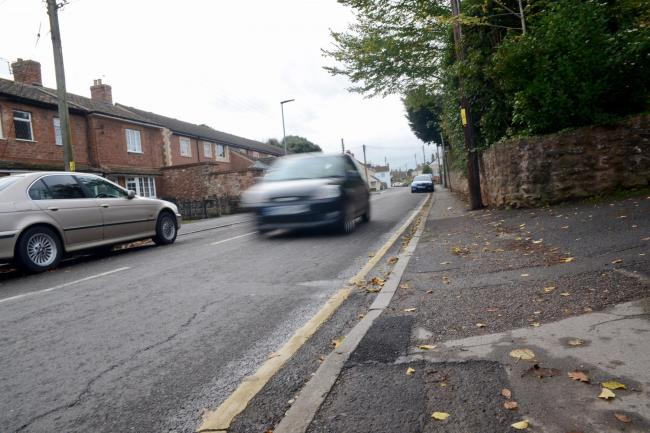 WORK to develop new £200,000 traffic calming measures around Cannington will start next summer, it has been announced.