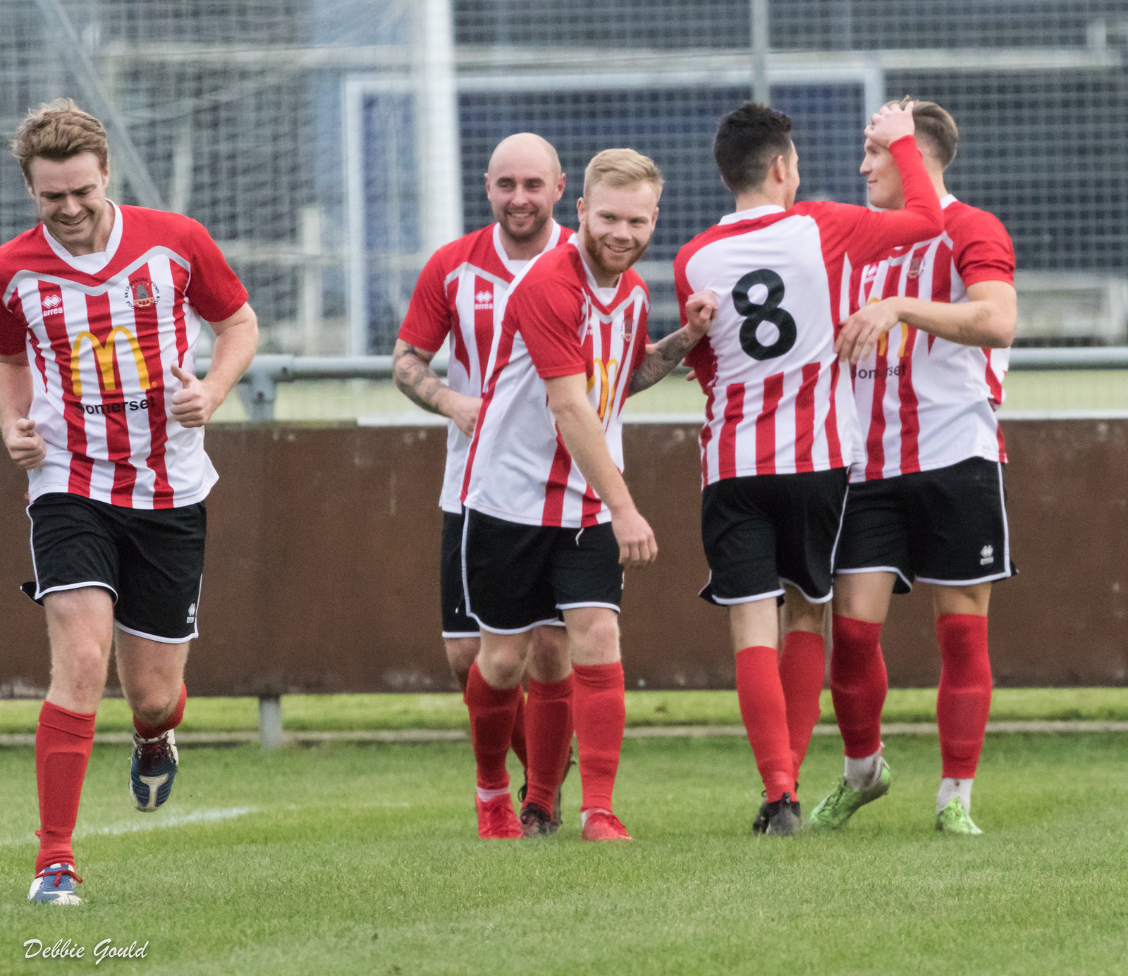 INCENTIVE: Bridgwater Town will have home advantage in the next round should they overcome Melksham tonight (Monday). Pic: Debbie Gould