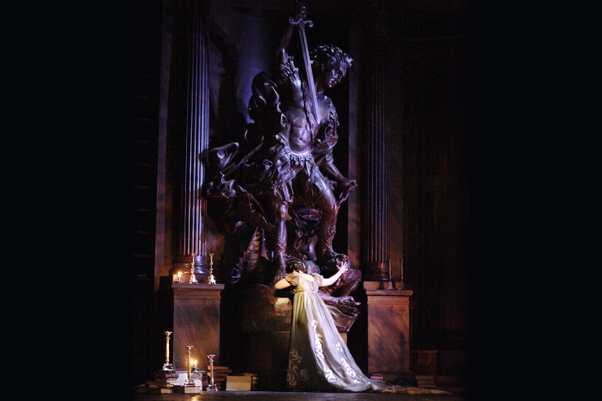 ROH Delayed LIVE:  Tosca