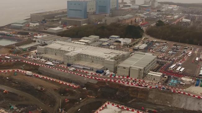 SCALE: The Hinkley C development is Europe's largest construction project