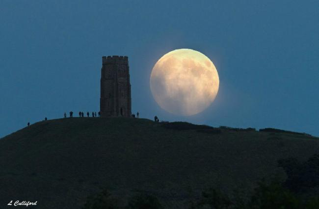 Harvest Moon eclipse takes place tonight - here's what it is and ...