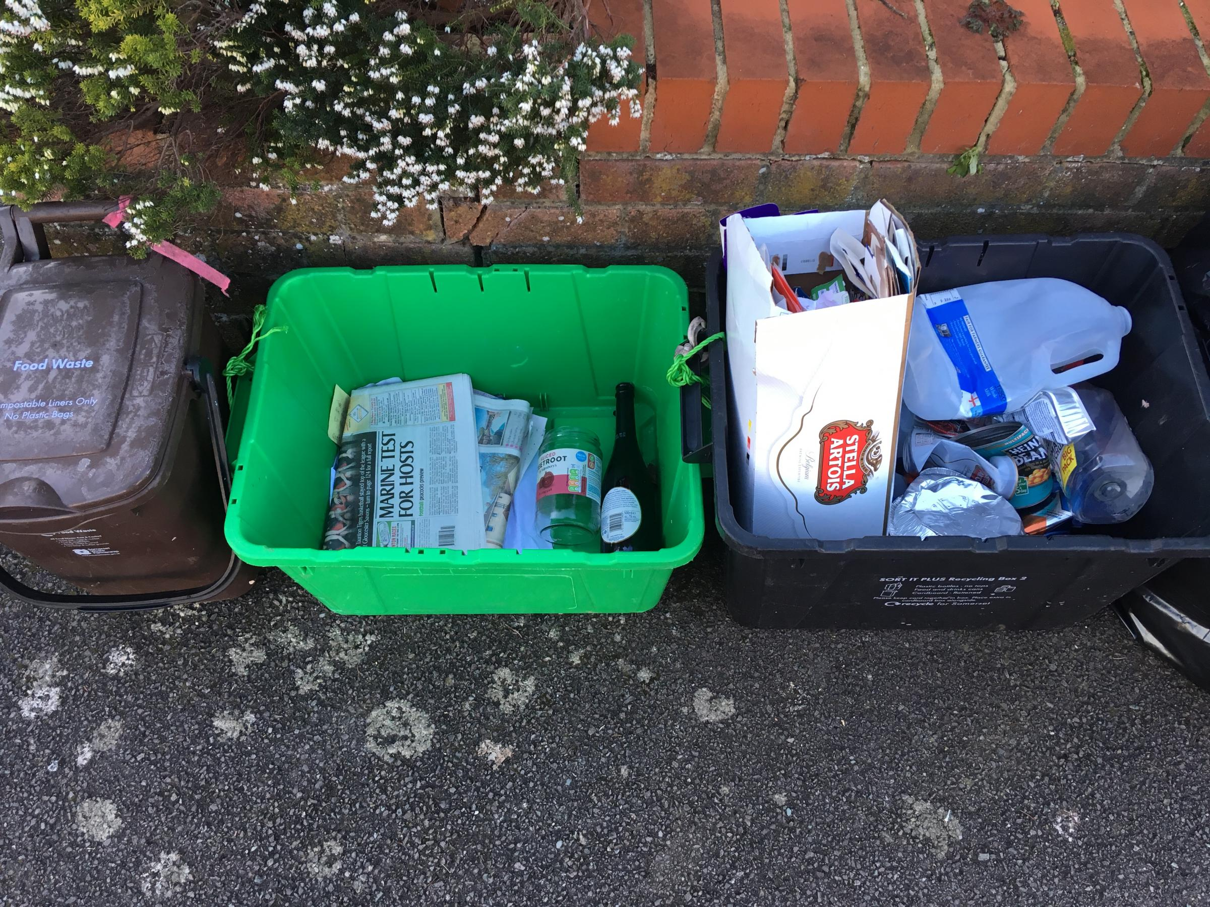 CHANGES: Residents warned of waste collection changes