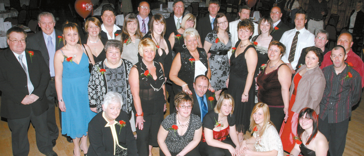 Bridgwater YMCA 40th anniversary 2008