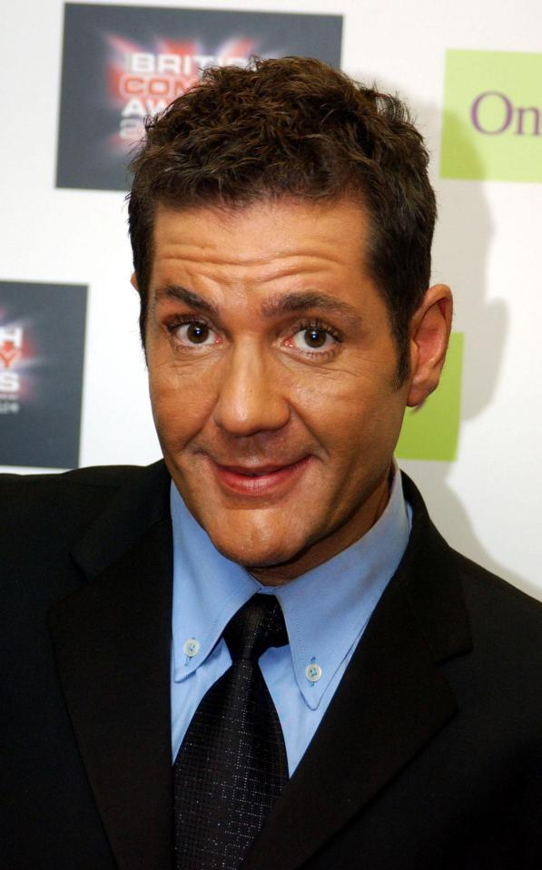 SADNESS: Tributes have paid to TV personality Dale Winton after he died age 62