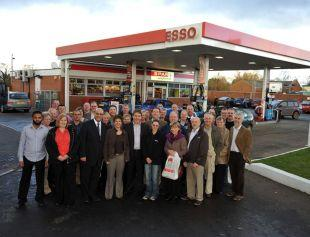 Local convenience store shares tips at retail event