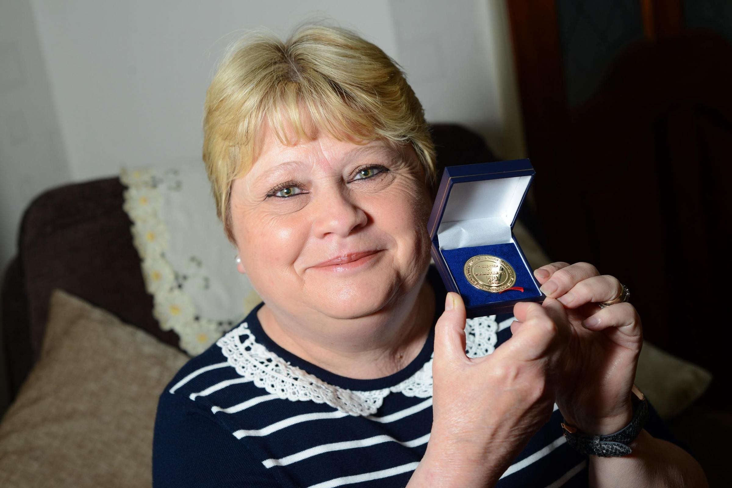SURVIVOR: Christine White has overcome the odds having been diagnosed with diabetes aged six