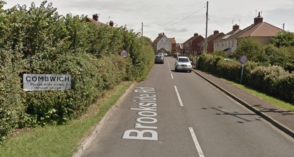 Serious motorbike crash sees road shut 'for foreseeable future'