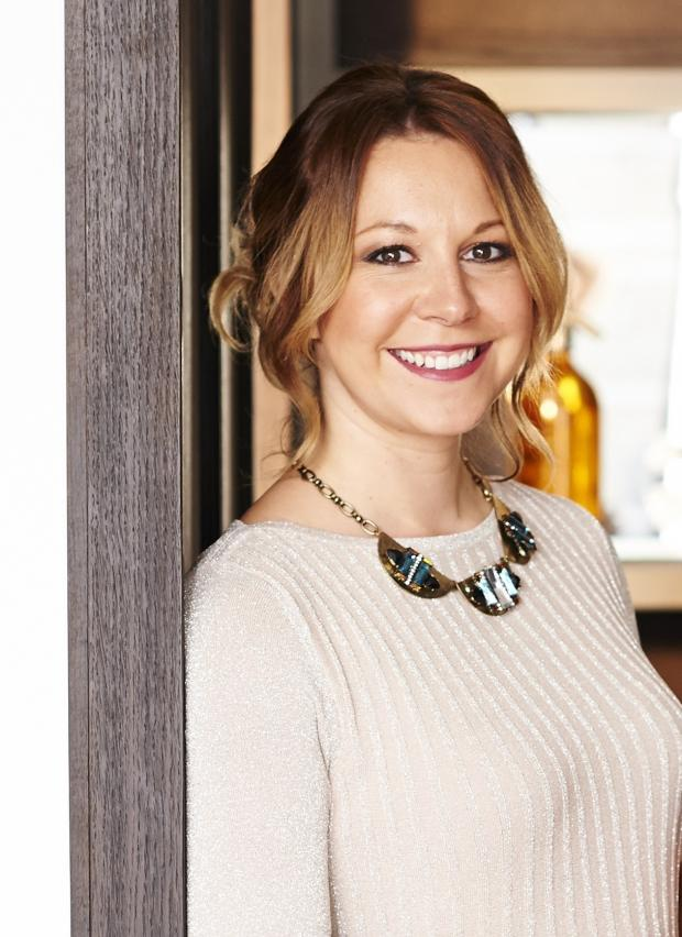 Bridgwater Mercury: STYLIST: Emily Dawe, interior stylist, writer and craft designer. Picture: Handout/PA