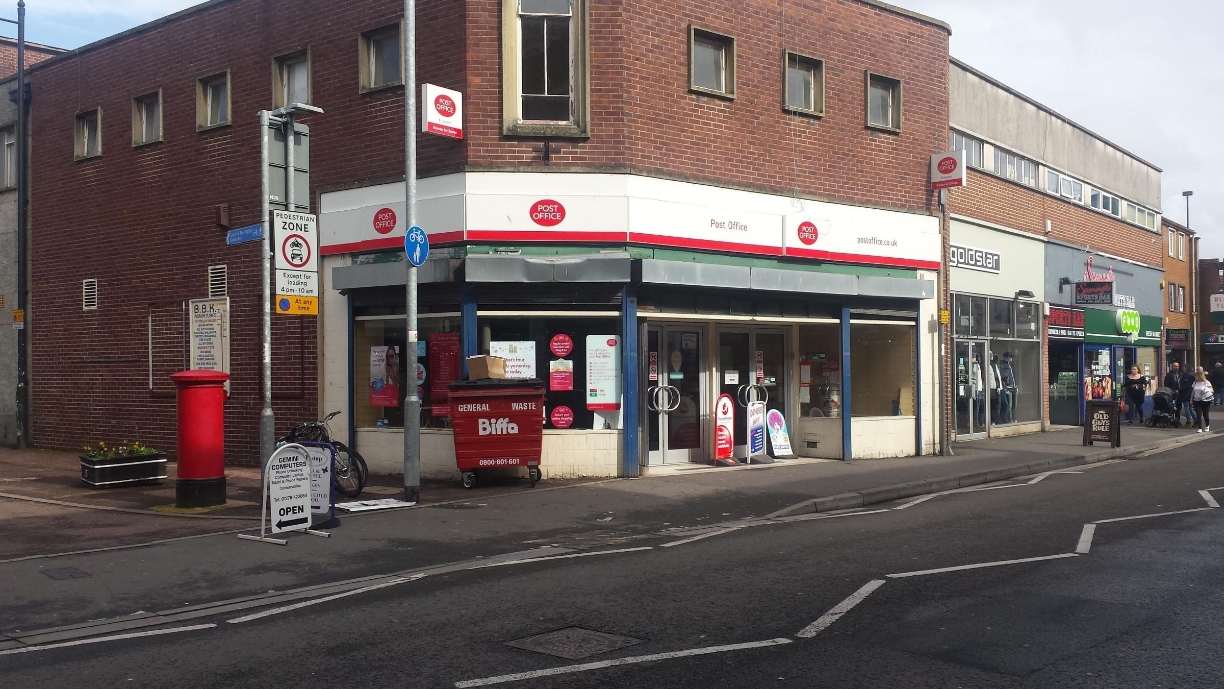 APPEAL: Bridgwater Post Office in Eastover