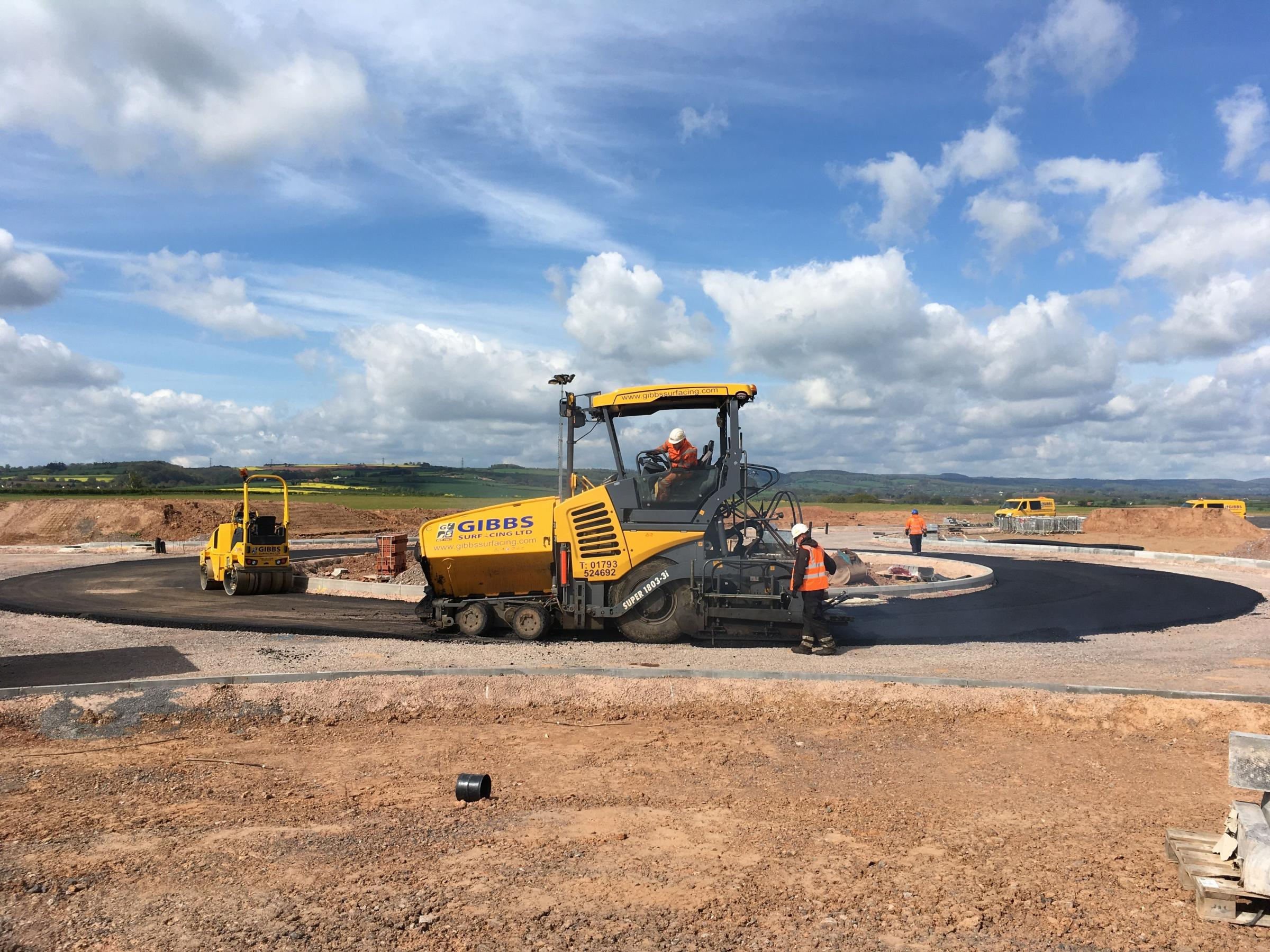 ROADWORKS: Bridgwater Gateway is preparing to officially launch in June