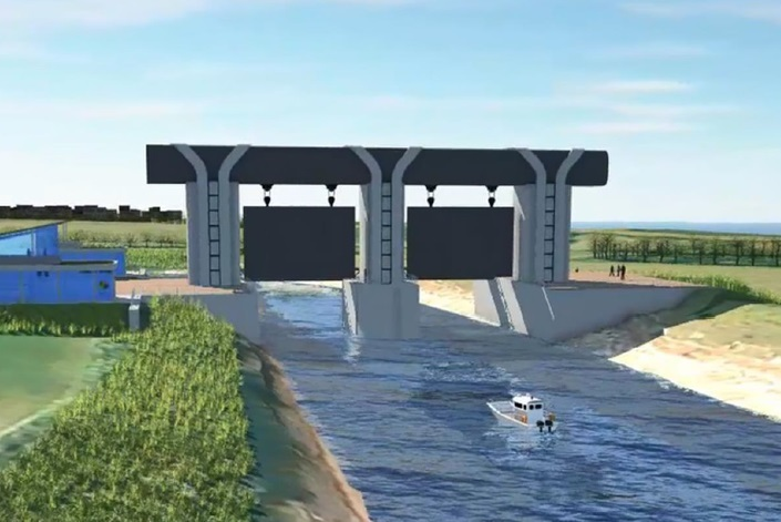More details emerge on £100million tidal barrier