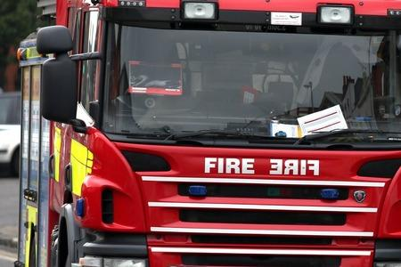CALL-OUT: Firefighters were called to tackle a fire in East Quay in Bridgwater
