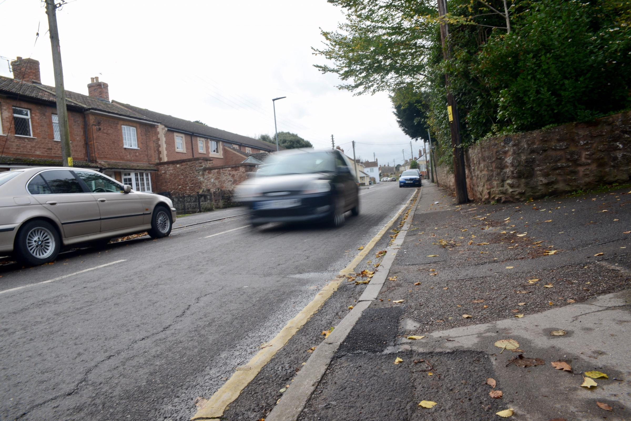BID: Cannington is set for £182,000 of traffic calming measures