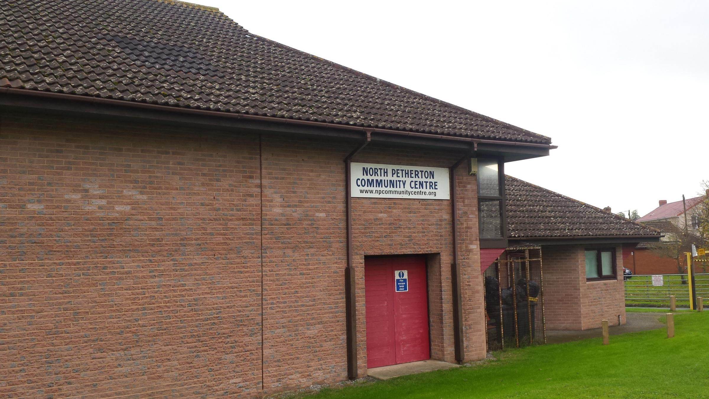 FRUSTRATION: 'Boy racers' have been gathering in the North Petherton Community Centre late at night