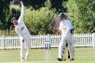 MISERLY: Josh Henry took 1-25 from nine overs in a losing cause for Wembdon on Saturday