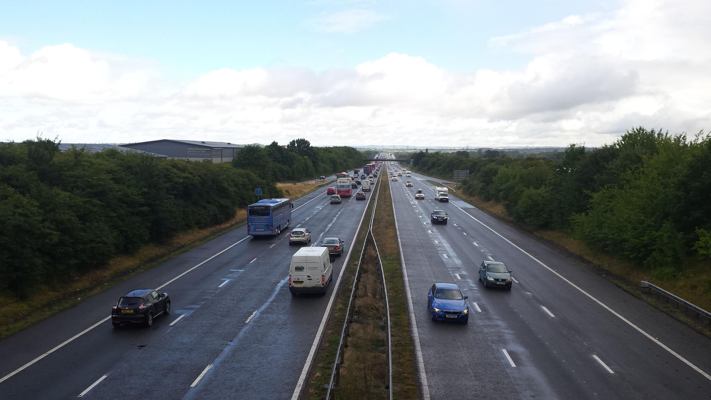 ROADWORKS: Somerset commuters face two years of roadworks next spring as work begins to upgrade the M5
