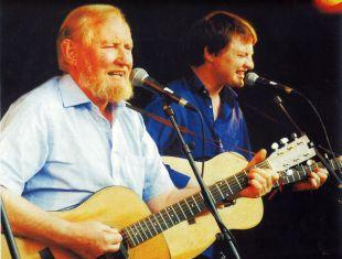 Lead singer of the Dubliners to hit Bridgwater