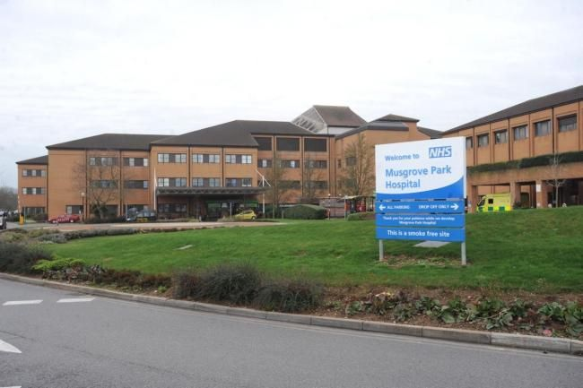 NEGLIGENT: Musgrove Park Hospital, where the boy was born in 2009