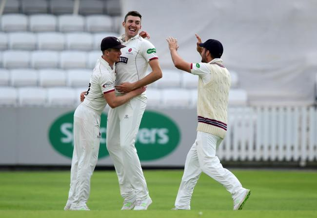 CRUNCH TIME: Somerset could make history with victory over Essex this week. Pic: SCCC