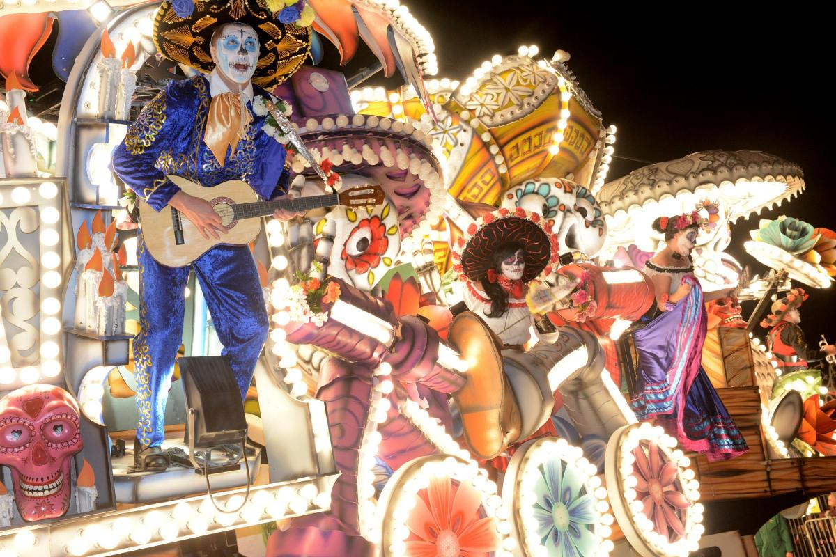 bridgwater carnival 2018 find out what is happening when on