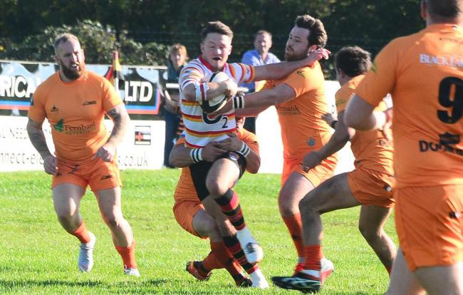 VICTORY: Bridgwater & Albion returned to winning ways on Saturday