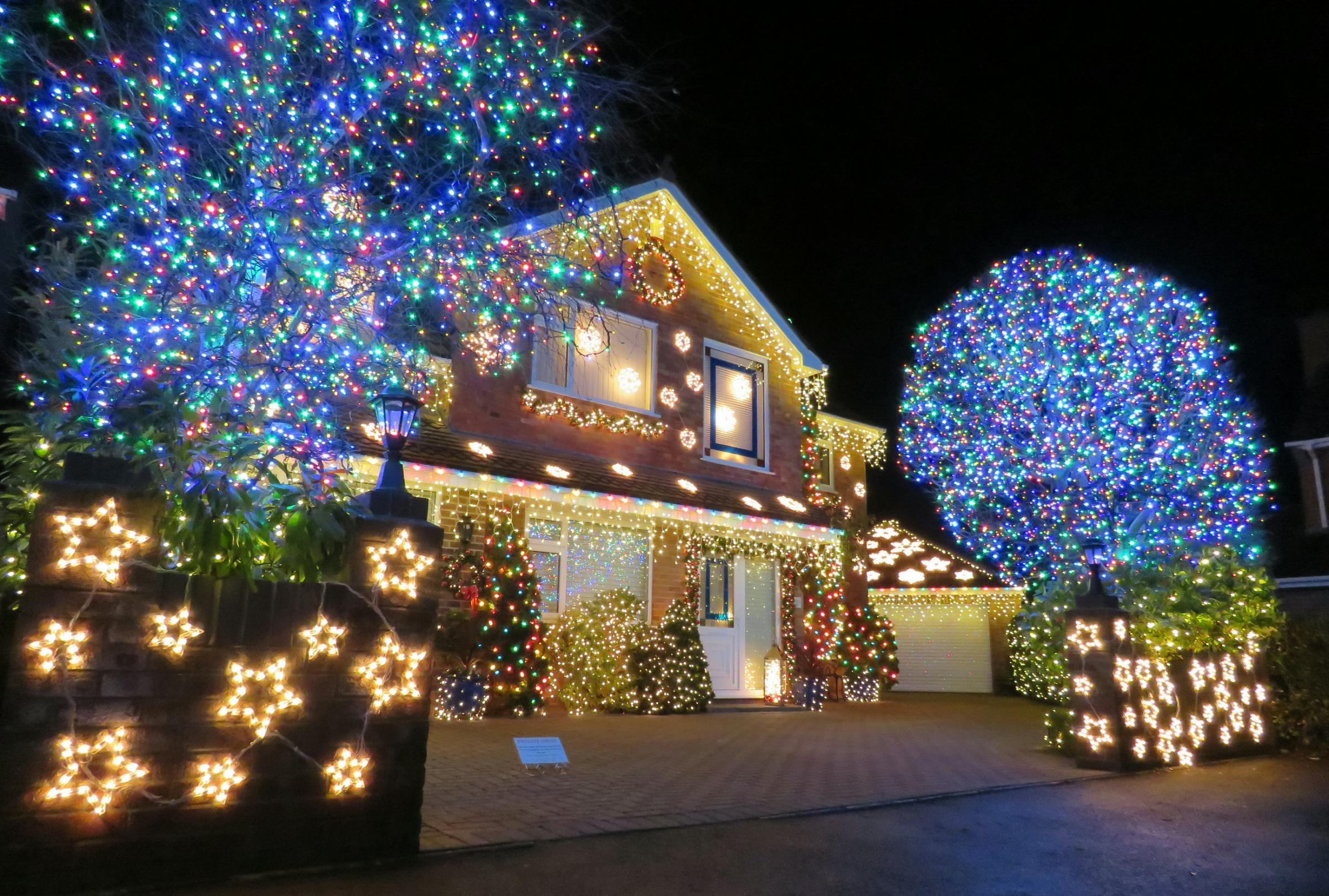 DECORATIONS: Are you getting your home ready for Christmas?